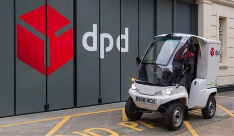 當地快遞公司的電動車隊與微型集運站。 (source: London Freight and Servicing Action Plan 2019)
