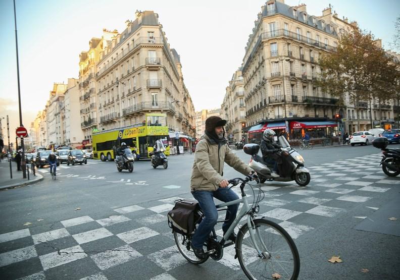 自行車友善城市榜單揭曉,誰是大贏家?