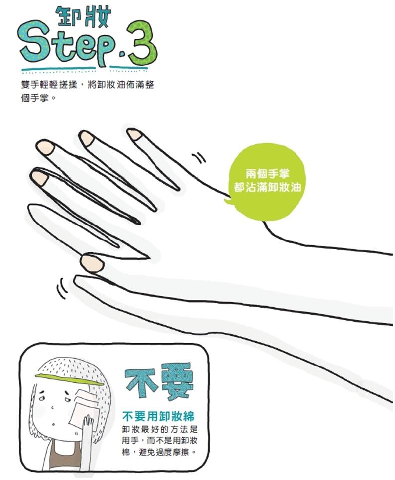 卸妝step.3