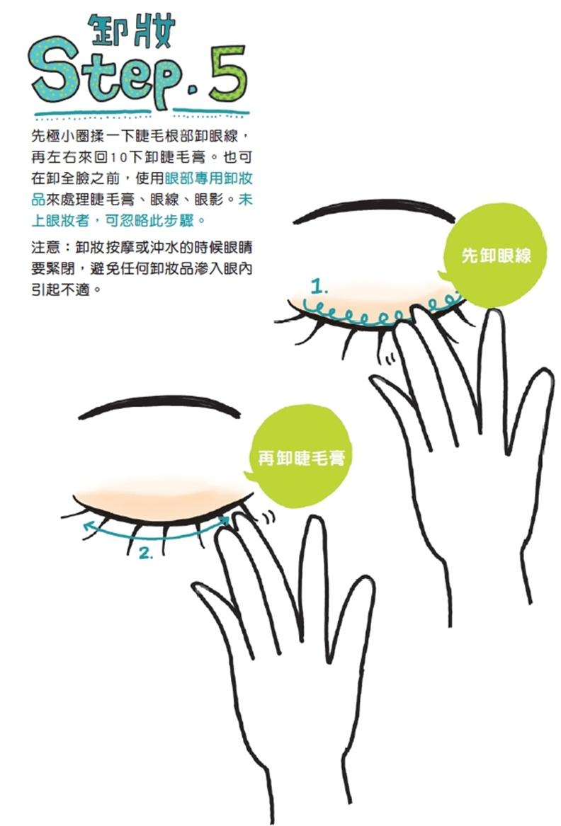 卸妝step.5