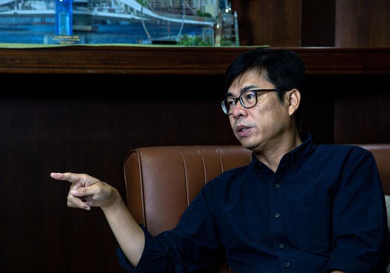 「打狗」更名百年,高雄市長陳其邁如何掌舵港都?