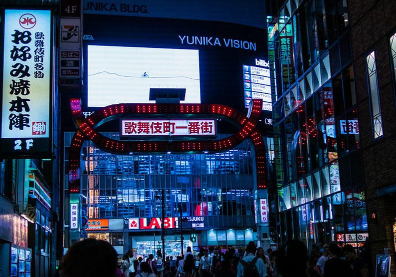 東京知名的歌舞伎町,竟是台灣人之城!