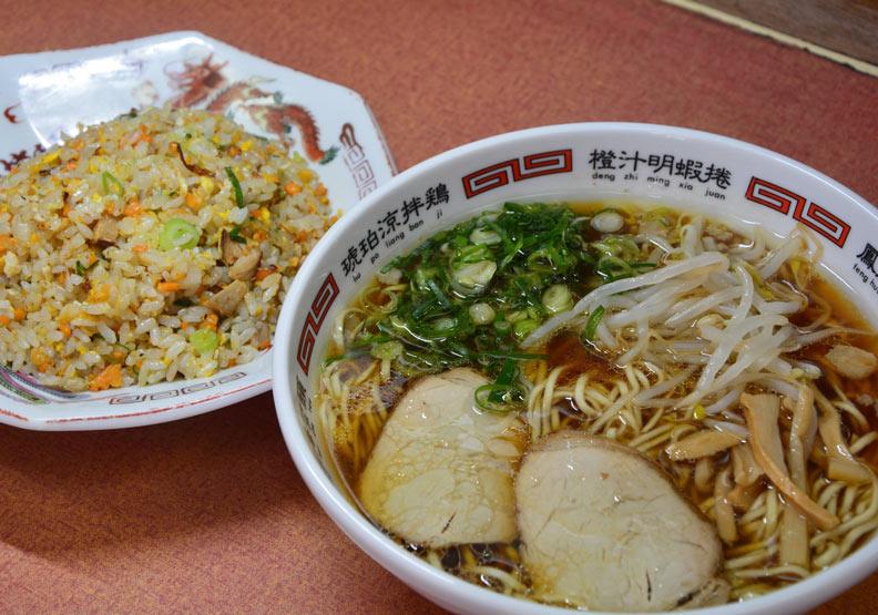 你愛吃的那些日本中華料理,竟是「台灣製造」的?