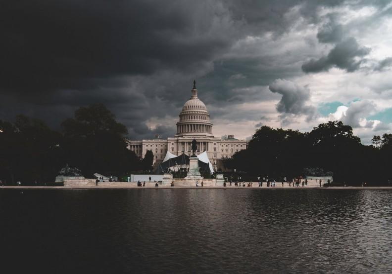 美國華府一景,圖片來自Pexels
