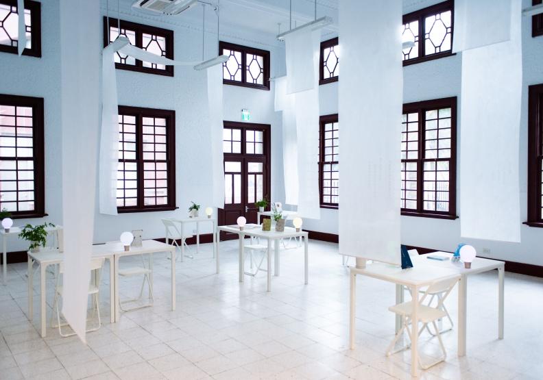 新竹州圖書館。圖片來源:新竹市政府