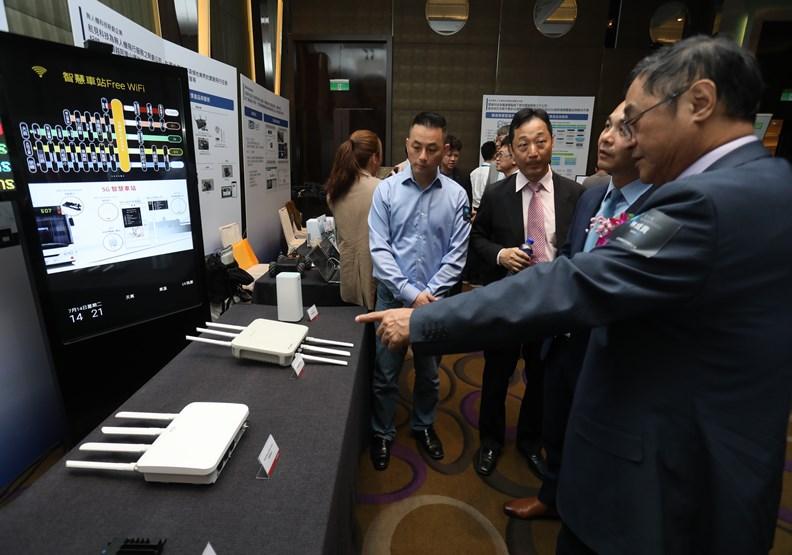 文化古都挑戰「5G首府」!5G台南隊啟動未來實驗