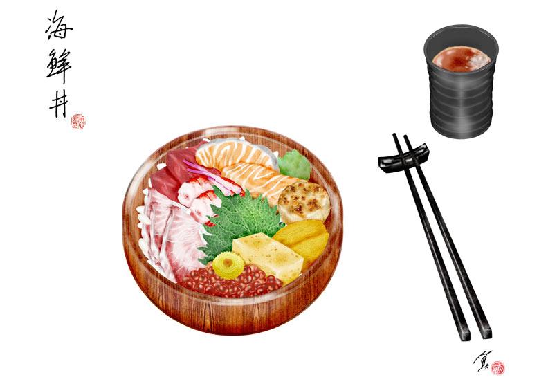 【魚夫專欄】日本丼物PK台灣國飯