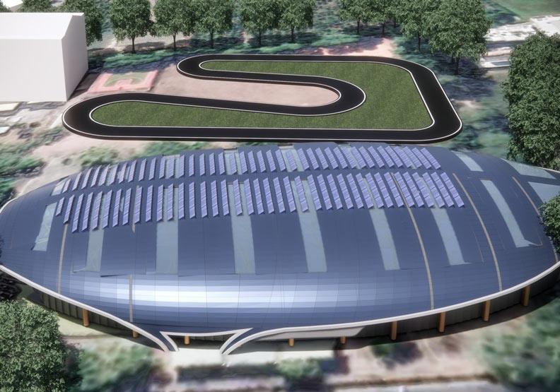 屏東又有重大建設!潮州要蓋3.7億國際規格滑輪溜冰場