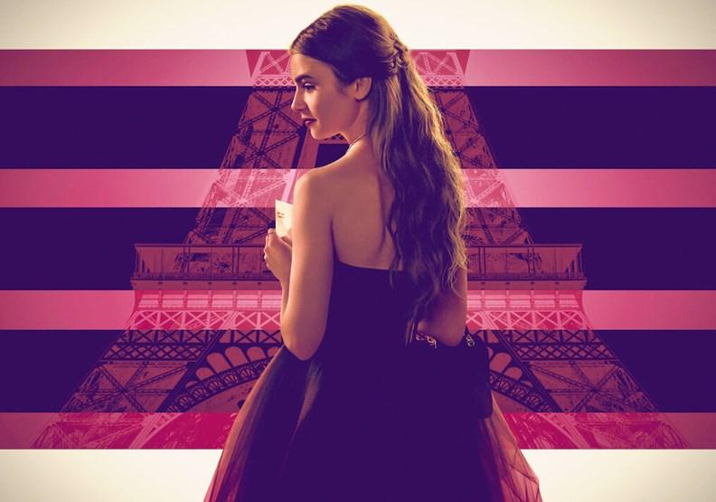 巴黎症候群:隱藏在《艾蜜莉在巴黎》下的粉紅色濾鏡