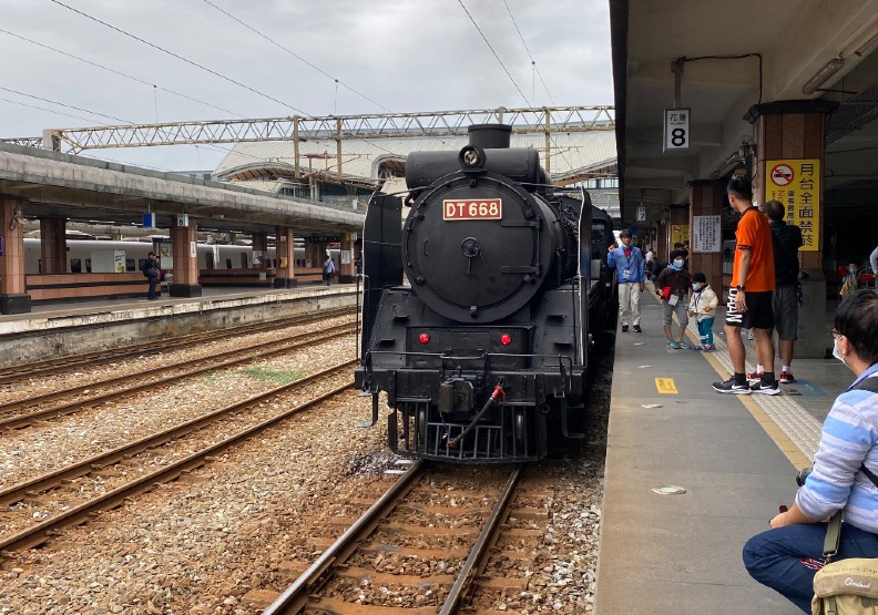 DT668有「蒸汽之王」的稱號。