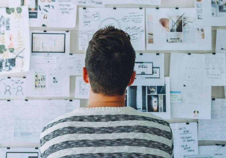 訊息很多時,該如何減少雜訊,以增進判斷的準確性?僅為情境配圖。圖片來自pixabay