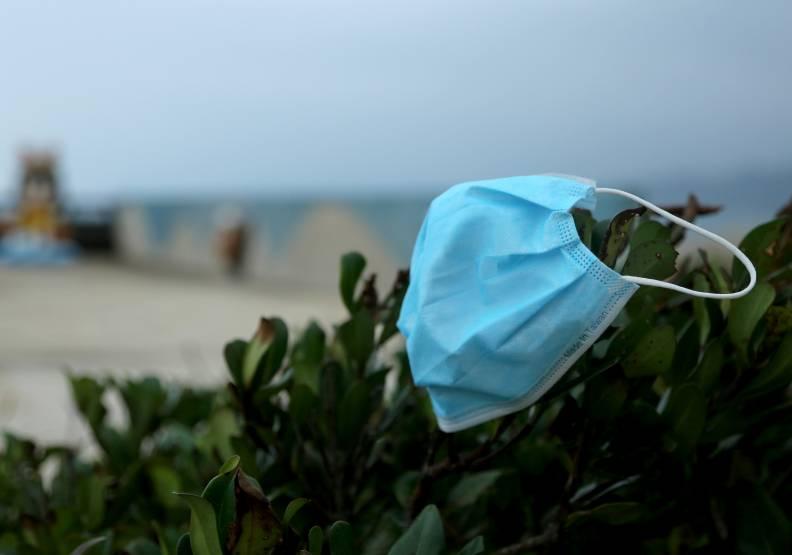 廢棄口罩成最新塑膠垃圾!每年多出上萬噸怎處理?