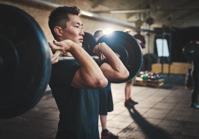 重訓易受傷?物理治療師:受傷八成為男性,機率遠低於籃球、足球