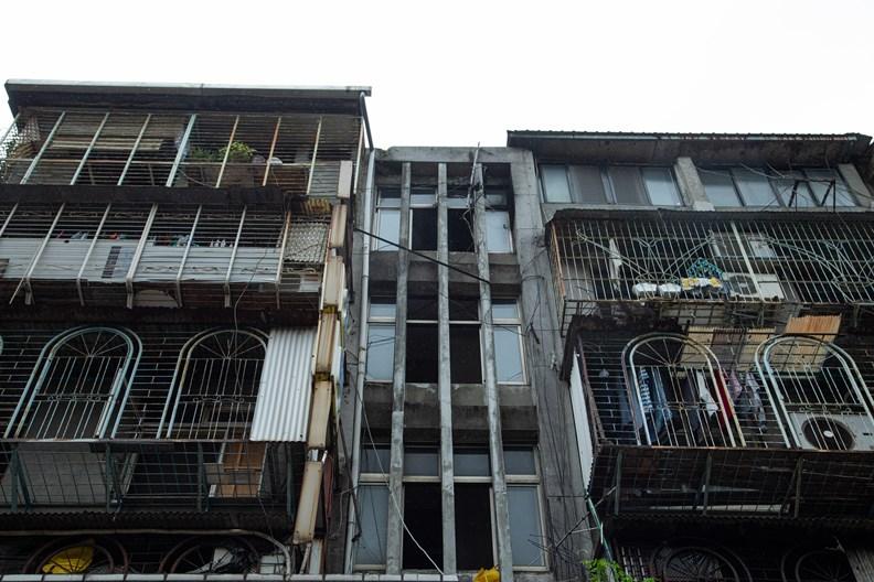 50多年前蓋的老宅,如今都到了必須翻修的階段。