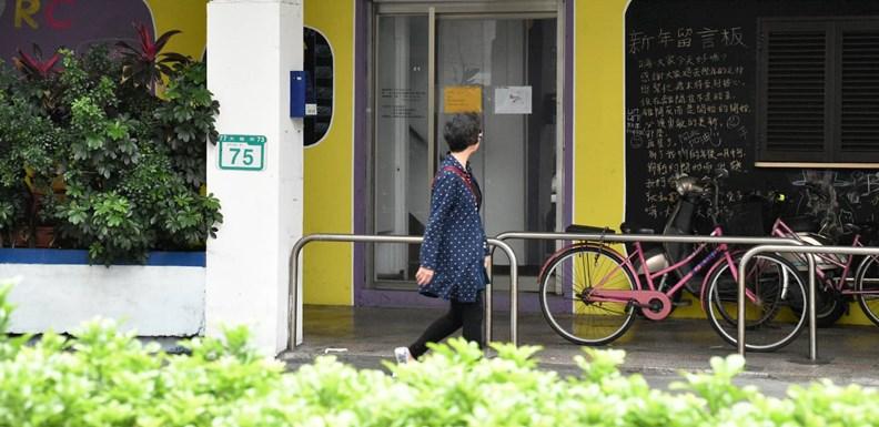 斯文里工作站樓下。(圖片提供:台北市政府)