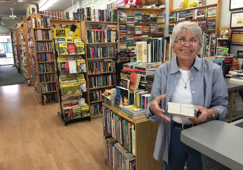 年邁但未凋零,疫情下美國二手書店逆境求生