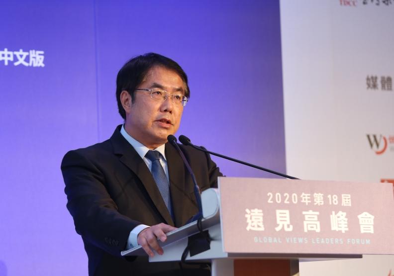 台南市長黃偉哲:建城400年,要讓台南躍升文化科技首府
