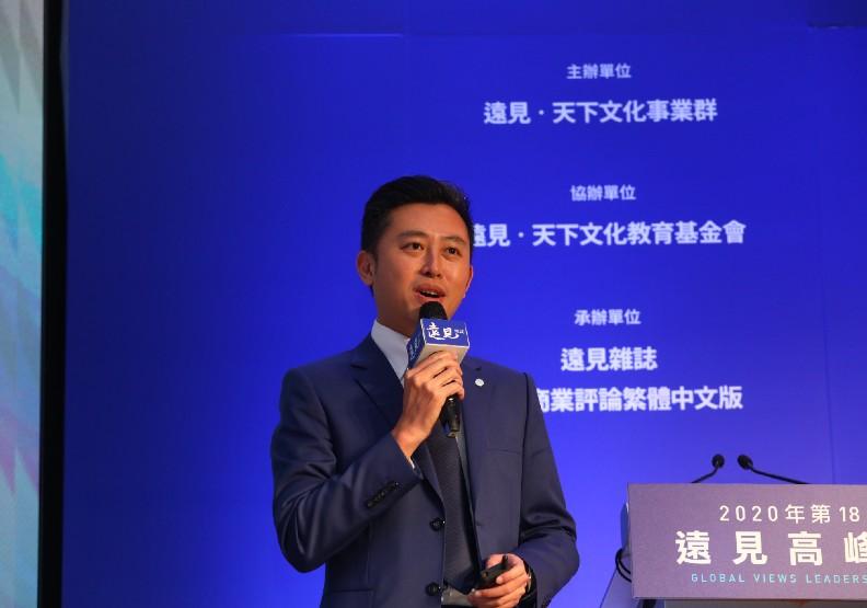 新竹市長林智堅:導入設計力,讓古城煥然一新