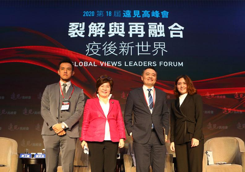 後疫時代,是台灣打造醫療新未來的關鍵時刻!