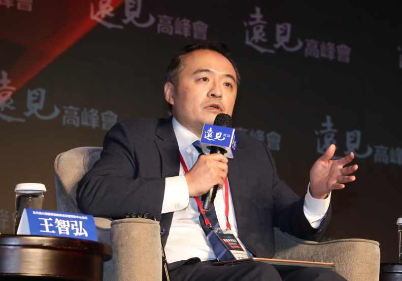 史丹佛大學醫學院政策成果暨預防中心主任王智弘。蘇義傑攝