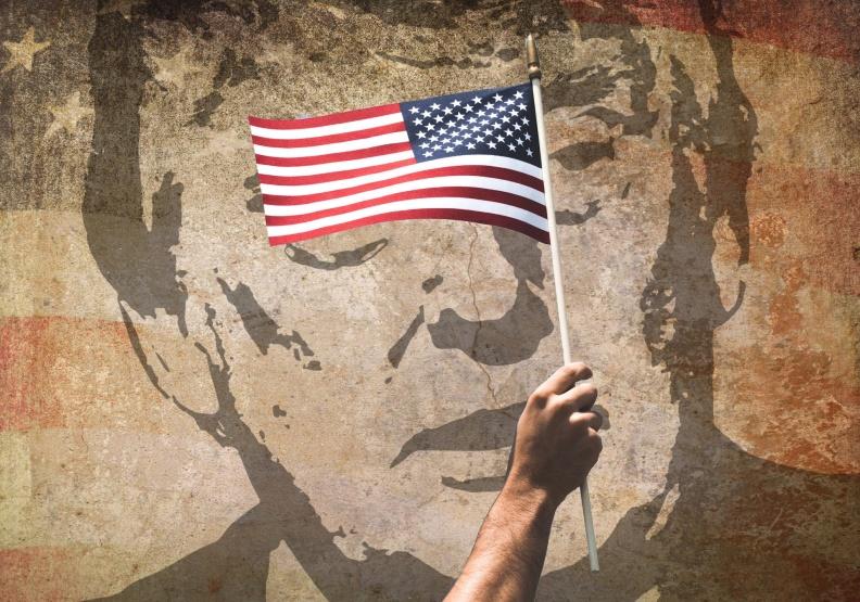 在川普主政期間,美國已變成一個超級流氓大國。圖片來自Pixabay
