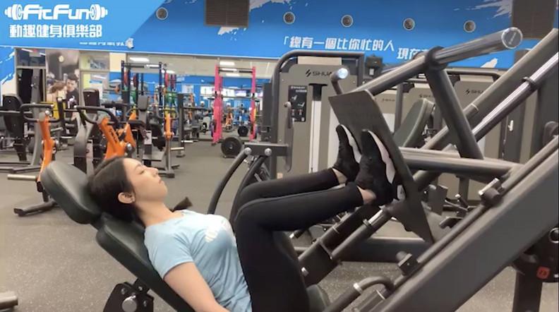 取自FB:動趣健身俱樂部——泰山體育館。