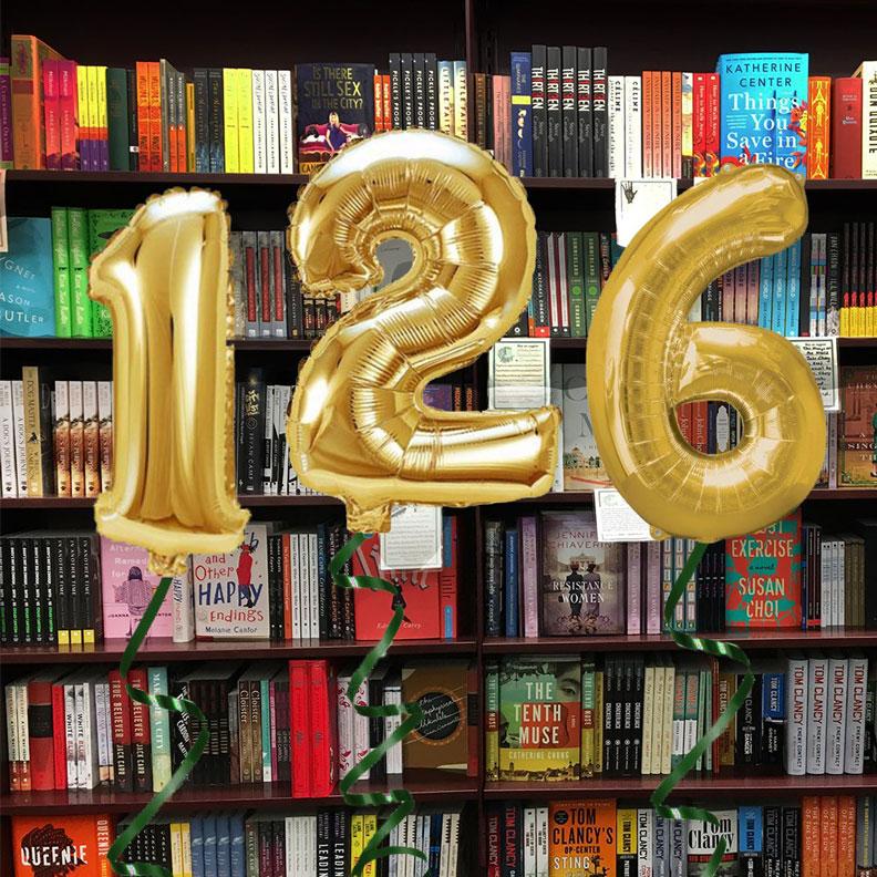 弗羅曼書店剛度過126歲生日。圖片取自Vromans Bookstore粉專