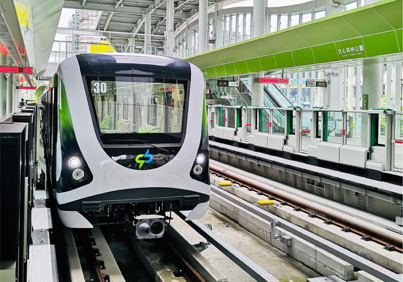 台中捷運官網