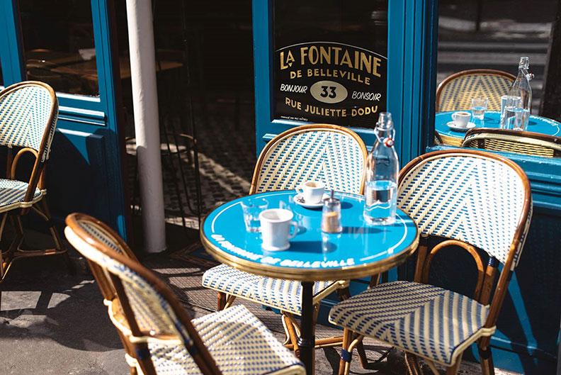 法國巴黎的「La Fontaine de Belleville」獲得第48名。 取自La Fontaine de Belleville 粉絲專頁