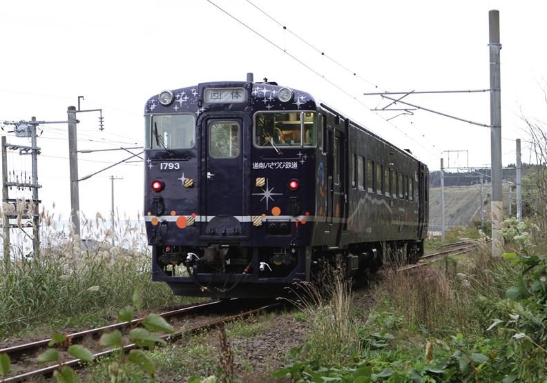 日本地方鐵路的「自救」運動,靠這兩招能撐過疫情嗎?
