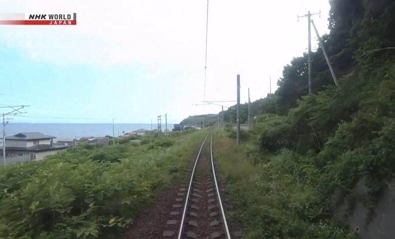 遭疫情重擊的地方鐵道,該如何走出迷途?(圖片來源:NHK)