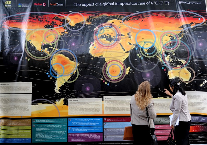 走過2020、展望2021,城市氣候行動出現哪些新趨勢?