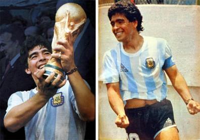 阿根廷足球巨星殞落,「世紀球王」馬拉度納60歲心臟病逝