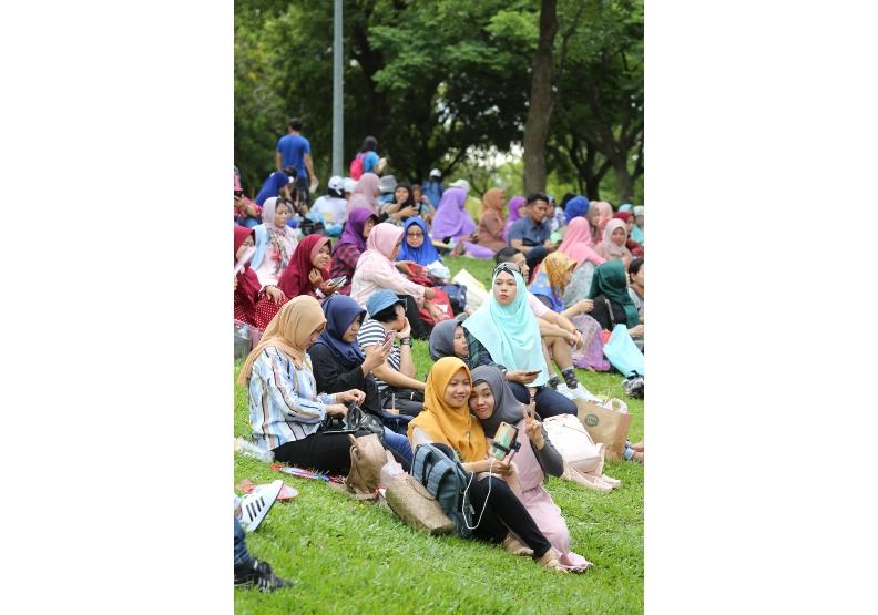 為倡議穆斯林友善環境,臺北是臺灣最早舉辦開齋節歡慶活動的城市之一。