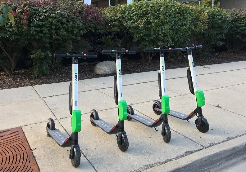 Lime的電動單車,來自維基百科