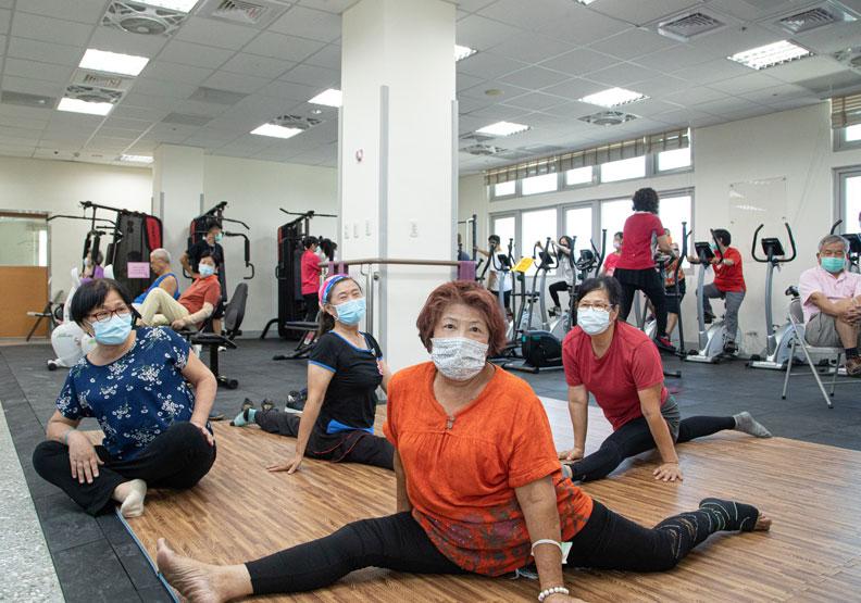 半年內體適能從41進步到81分!彰化「不老健身房」如何翻轉長者健康?