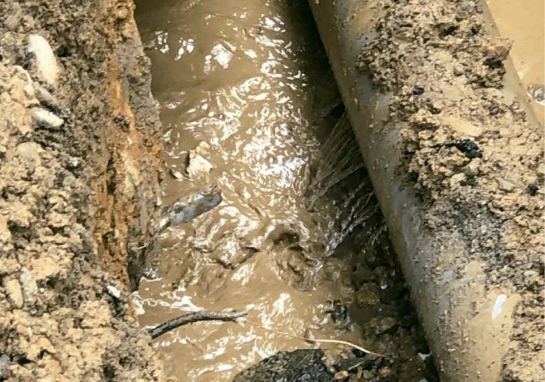 缺水嚴重但漏水難改......基隆光去年就漏掉3座水庫