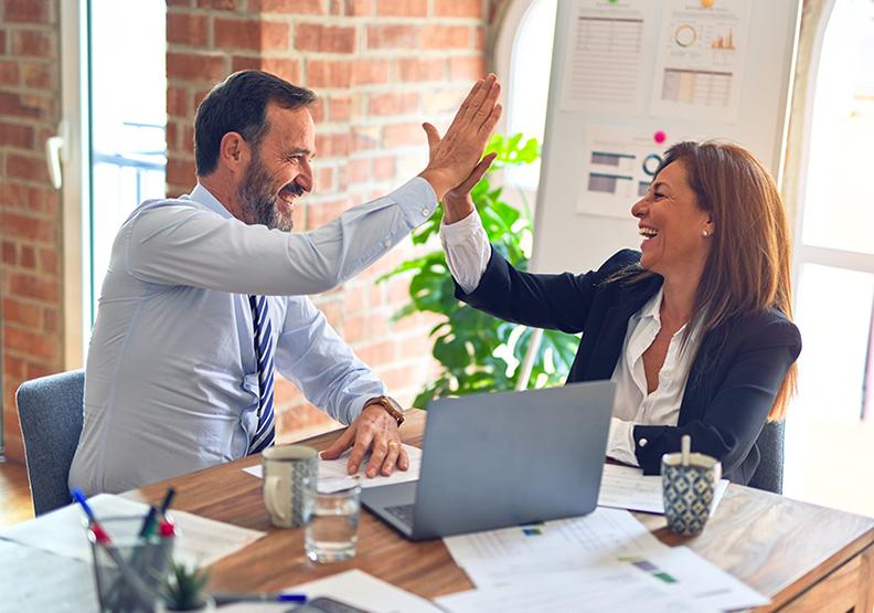 一個員工要留或不留,可以有很多思考。最好能做到別讓彼此夥伴關係受傷。圖片pexels