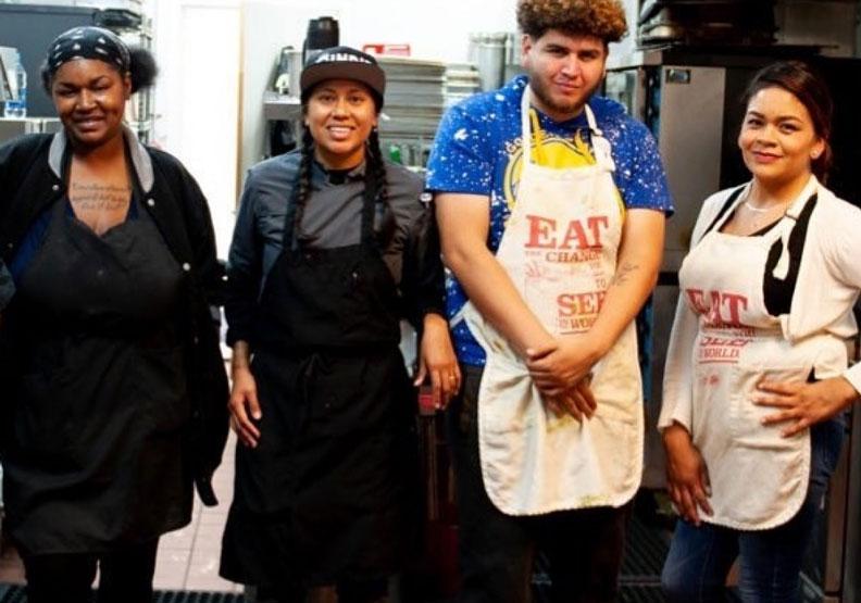 走入貧窮社區,加州「Food Shift」用醜蔬果助人重生