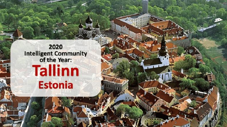 桃園將智慧城市交接給愛沙尼亞首都塔林(Tallinn)。