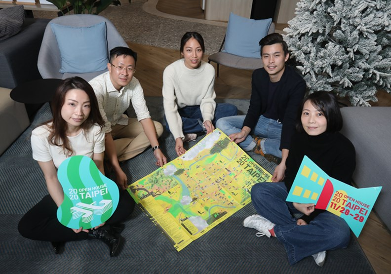這群年輕人「打開台北」,讓三萬人重新感受這座城市