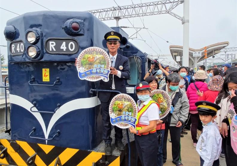 台鐵南迴電氣化,「藍皮普快」再會啦!
