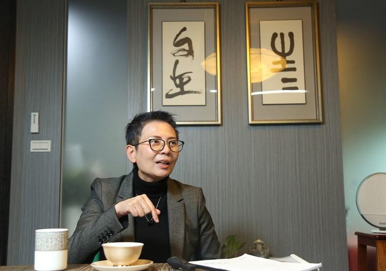 年過50才創業,曾婷婷企圖翻轉台灣建築和空氣品質