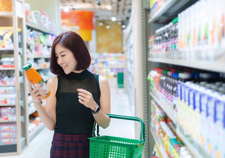 不含八大食品添加物的潔淨標章!將再提升食安等級