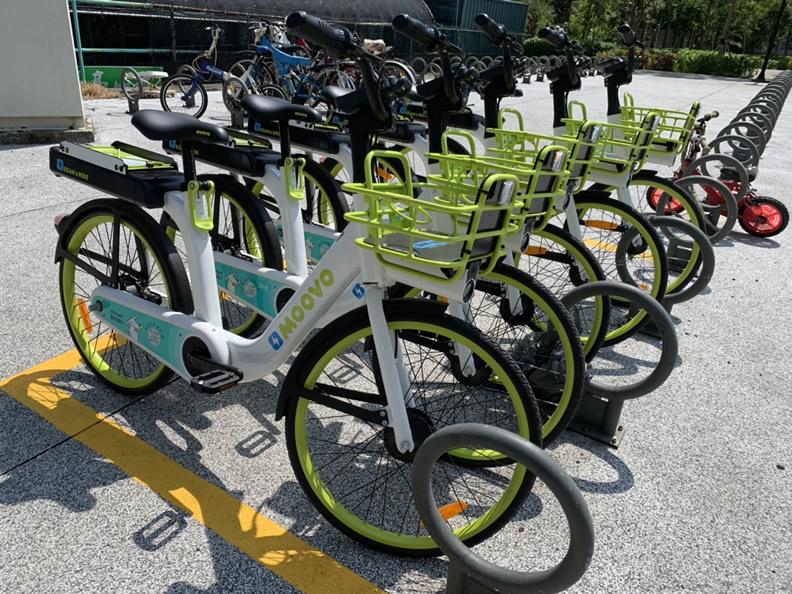 新北市試辦電動輔助自行車計畫。(圖片來源:新北市政府交通局)