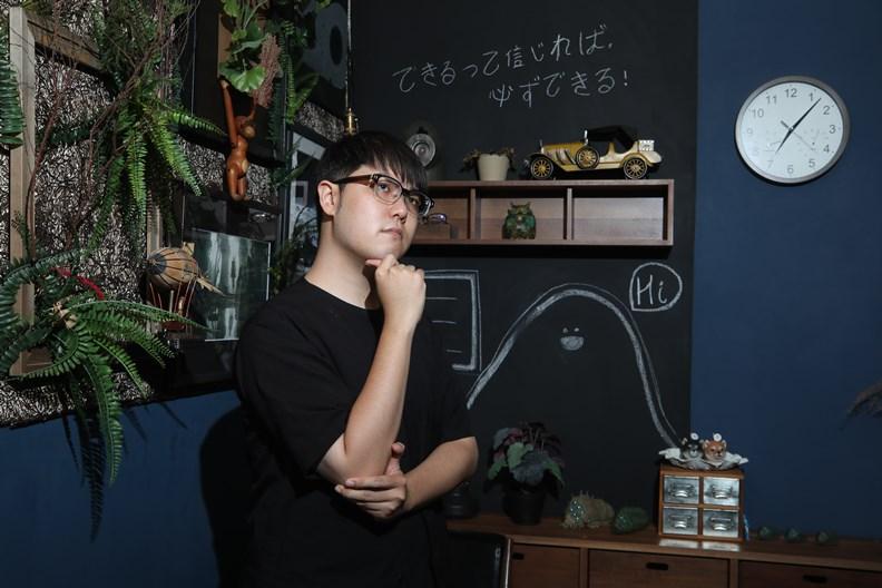 志祺七七靠著資訊設計力,以時事評論闖出市場。