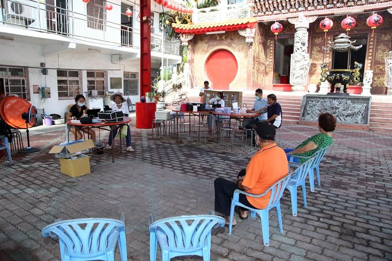 在台東試行的都蘭共生社區。