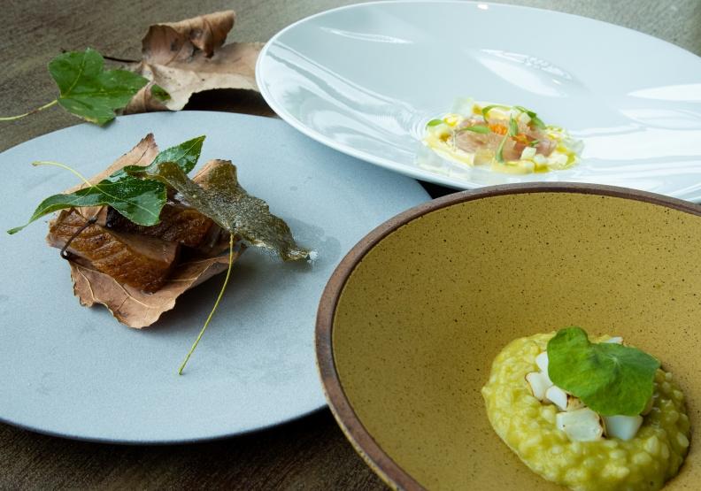 被美景吸引的年輕主廚,到台東長濱開法式料理餐廳「Sinasera 24」