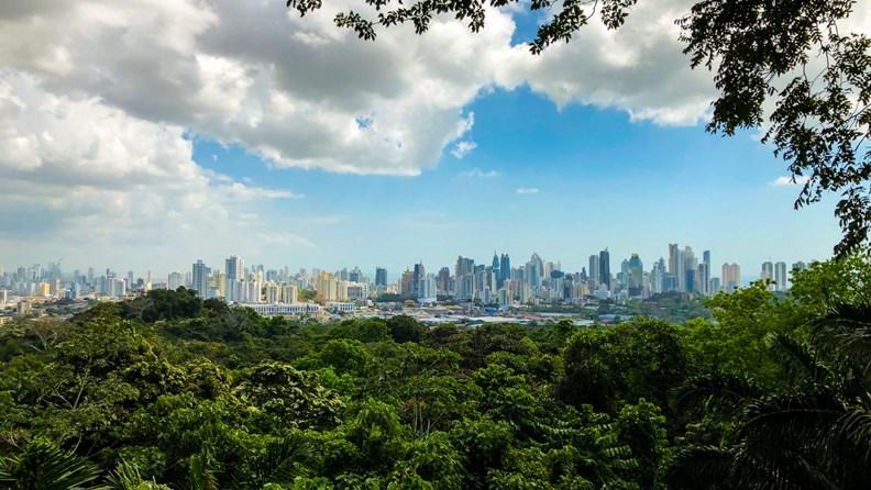 巴拿馬市原是拉丁美洲著名的旅遊勝地。(圖片取自推特@visitpanama)