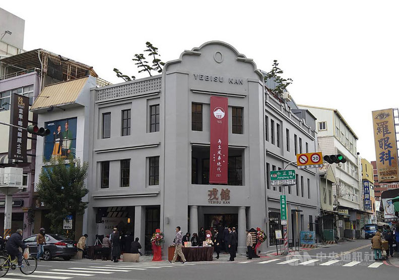 台南日治老戲院「戎館」復活了!4大戲院之一的風華,國華街口原址重現